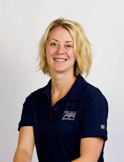 Candice Kuehne, Administrative Assistant, Vanguard Mechanical