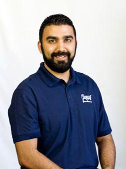 Daniel Gosal, Financial Controller, Vanguard Mechanical